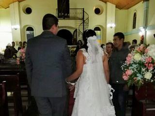 El matrimonio de Lina  y Miller