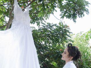 El matrimonio de Sarida y Emmanuel 2