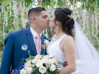 El matrimonio de Sarida y Emmanuel