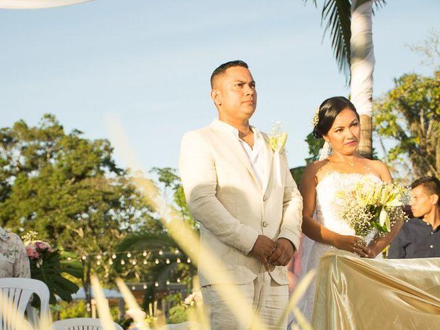 El matrimonio de Nelcy y Álex en Granada, Meta 3