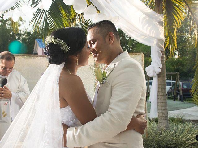 El matrimonio de Nelcy y Álex en Granada, Meta 1