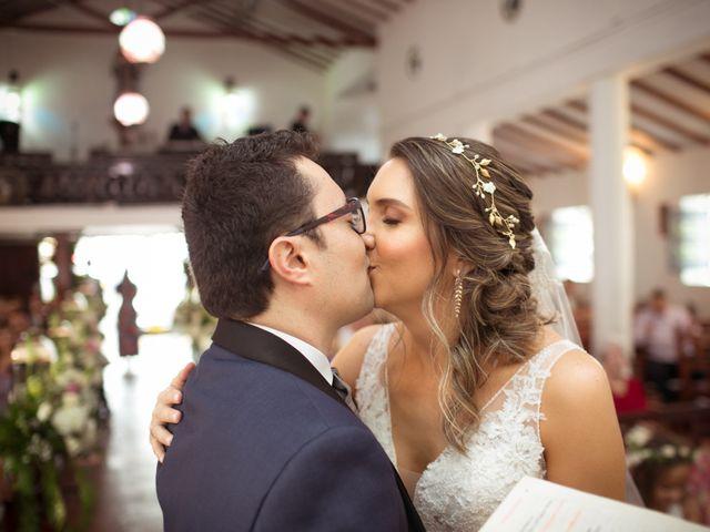 El matrimonio de Alejandro y Natalia en Medellín, Antioquia 9