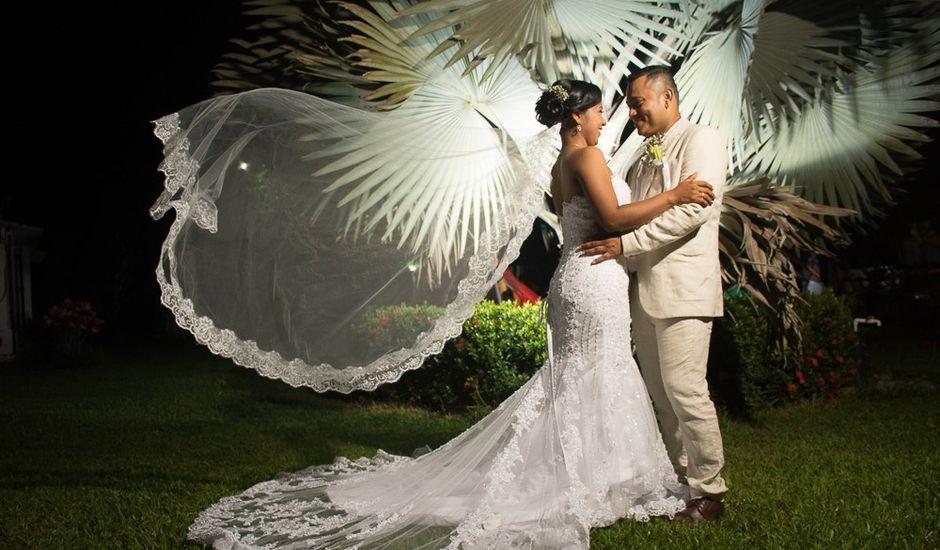 El matrimonio de Nelcy y Álex en Granada, Meta