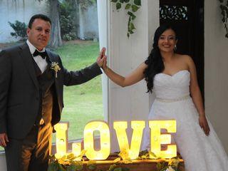 El matrimonio de Sandra y Jorge 2
