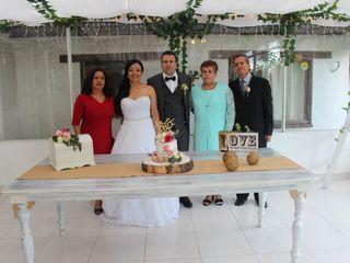 El matrimonio de Sandra y Jorge 3