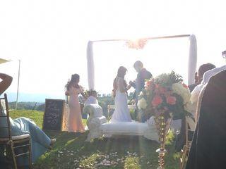 El matrimonio de Vanessa y Alejandro 3
