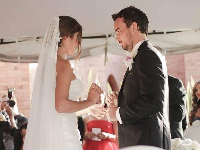 El matrimonio de Carlos y Andrea en Bogotá, Bogotá DC 34