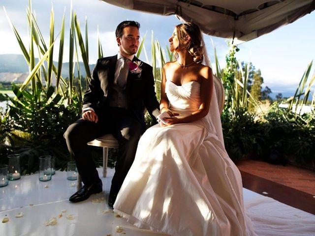 El matrimonio de Carlos y Andrea en Bogotá, Bogotá DC 39