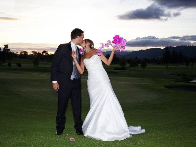 El matrimonio de Carlos y Andrea en Bogotá, Bogotá DC 48