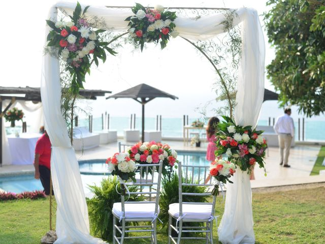 El matrimonio de Diana y Nicolás en Puerto Colombia, Atlántico 6