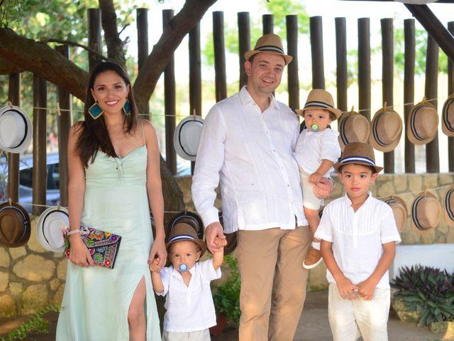 El matrimonio de Diana y Nicolás en Puerto Colombia, Atlántico 22