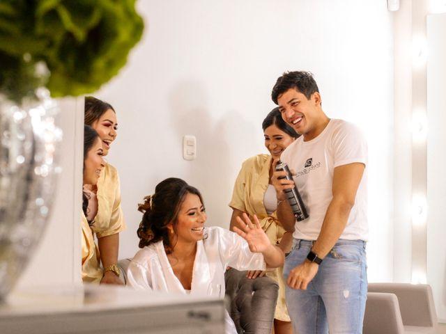 El matrimonio de Alvaro y Eleanis en Barranquilla, Atlántico 8