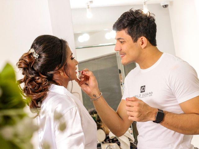 El matrimonio de Alvaro y Eleanis en Barranquilla, Atlántico 10