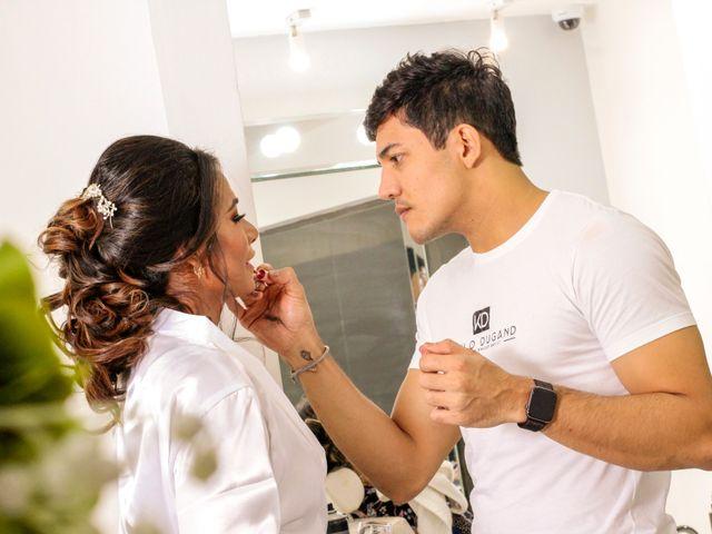 El matrimonio de Alvaro y Eleanis en Barranquilla, Atlántico 11