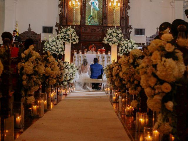 El matrimonio de Alvaro y Eleanis en Barranquilla, Atlántico 16