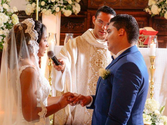 El matrimonio de Alvaro y Eleanis en Barranquilla, Atlántico 20