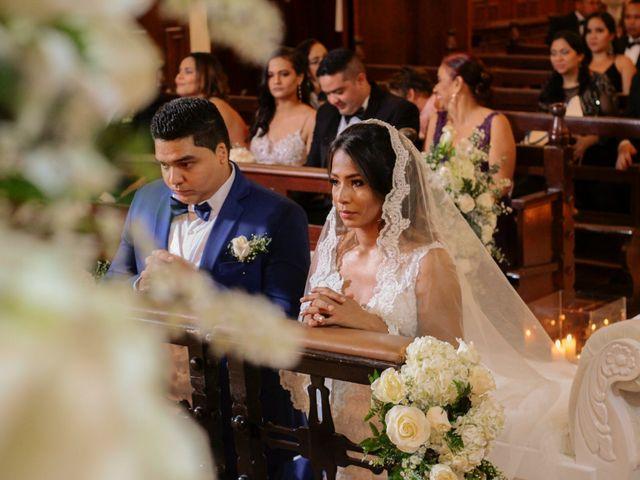 El matrimonio de Alvaro y Eleanis en Barranquilla, Atlántico 21