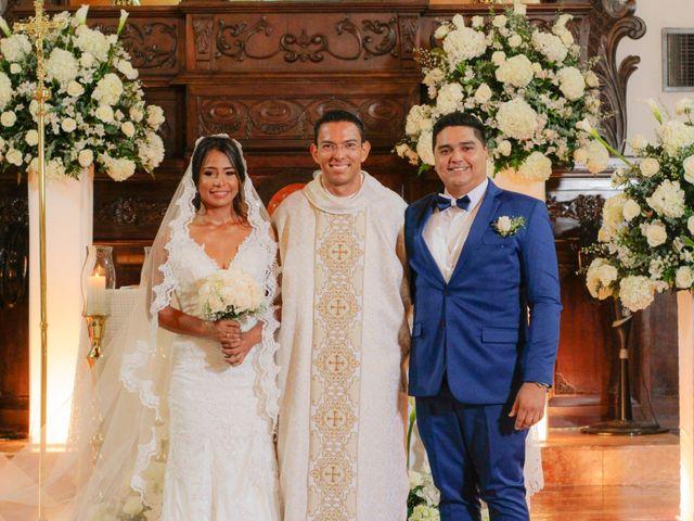 El matrimonio de Alvaro y Eleanis en Barranquilla, Atlántico 23