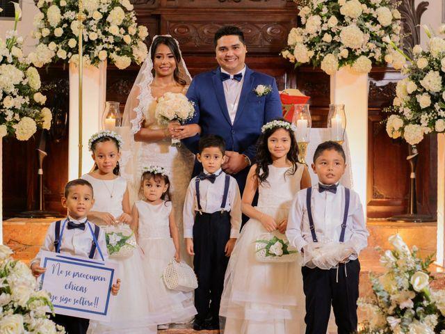 El matrimonio de Alvaro y Eleanis en Barranquilla, Atlántico 24