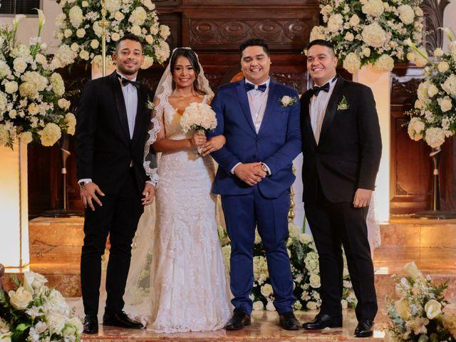 El matrimonio de Alvaro y Eleanis en Barranquilla, Atlántico 26