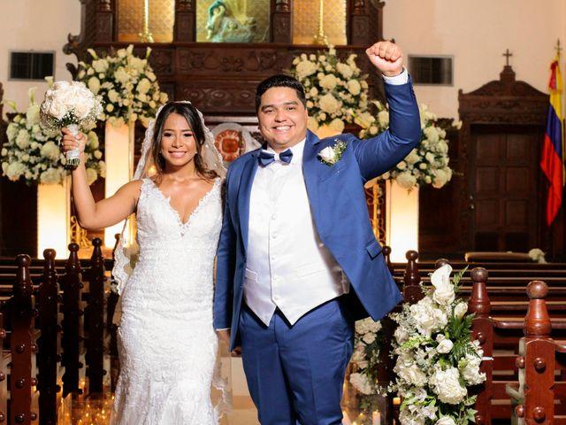 El matrimonio de Alvaro y Eleanis en Barranquilla, Atlántico 1