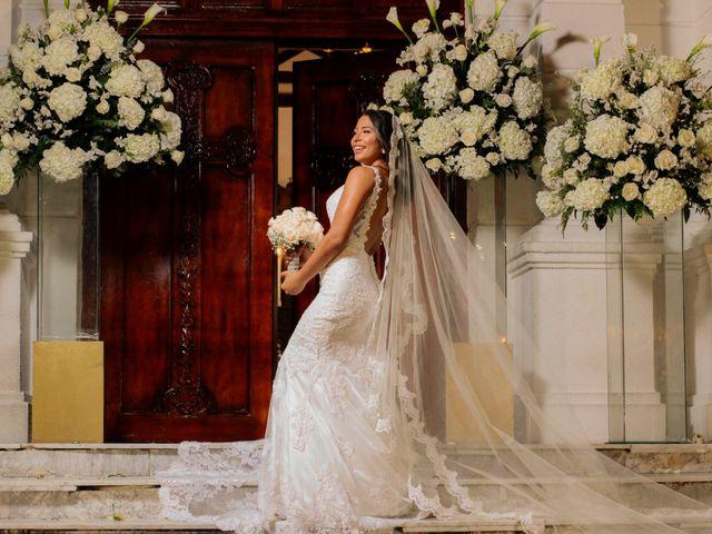 El matrimonio de Alvaro y Eleanis en Barranquilla, Atlántico 30
