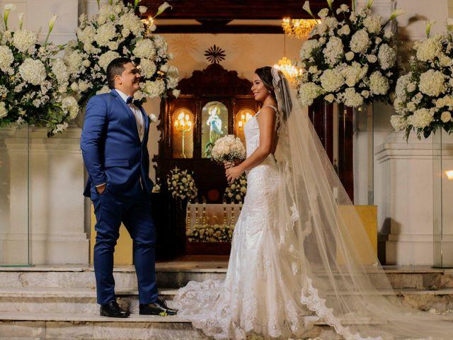 El matrimonio de Alvaro y Eleanis en Barranquilla, Atlántico 2