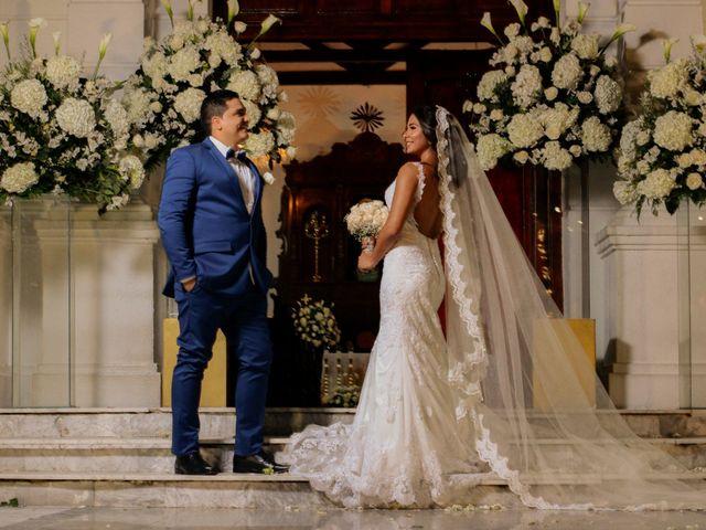 El matrimonio de Alvaro y Eleanis en Barranquilla, Atlántico 34