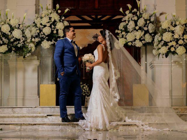 El matrimonio de Alvaro y Eleanis en Barranquilla, Atlántico 35