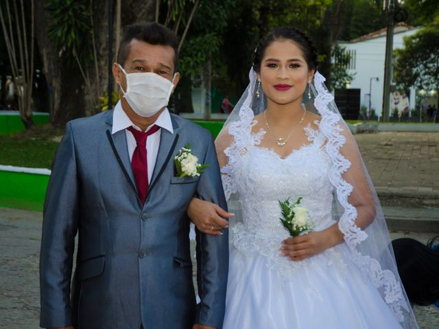 El matrimonio de Lina y Franklin en Ocaña, Norte de Santander 7