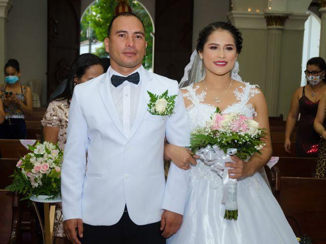 El matrimonio de Lina y Franklin en Ocaña, Norte de Santander 8