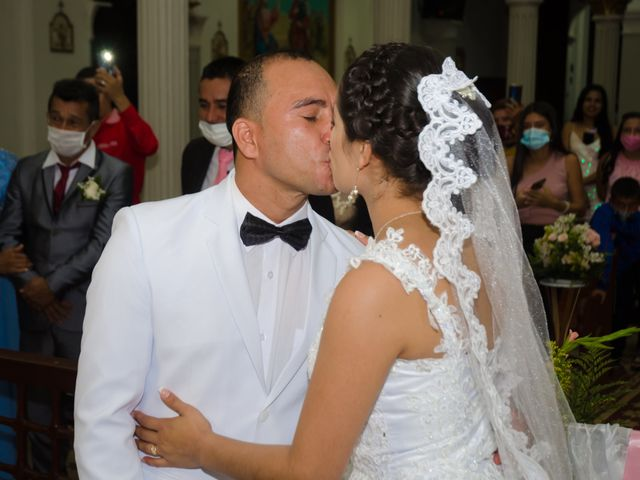 El matrimonio de Lina y Franklin en Ocaña, Norte de Santander 10