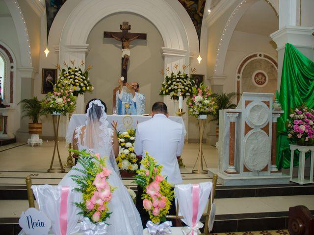 El matrimonio de Lina y Franklin en Ocaña, Norte de Santander 11
