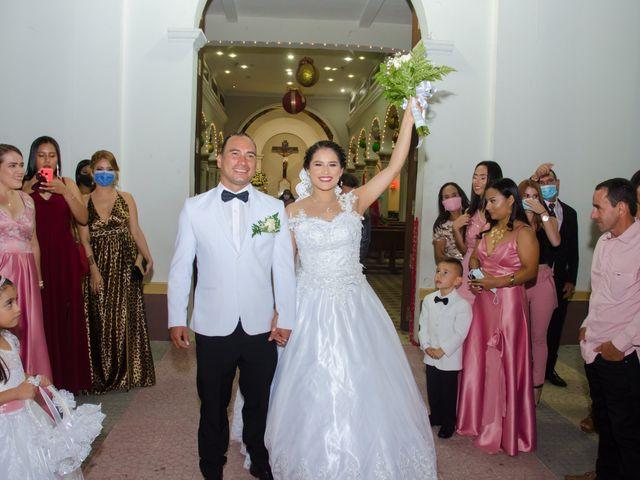 El matrimonio de Lina y Franklin en Ocaña, Norte de Santander 14