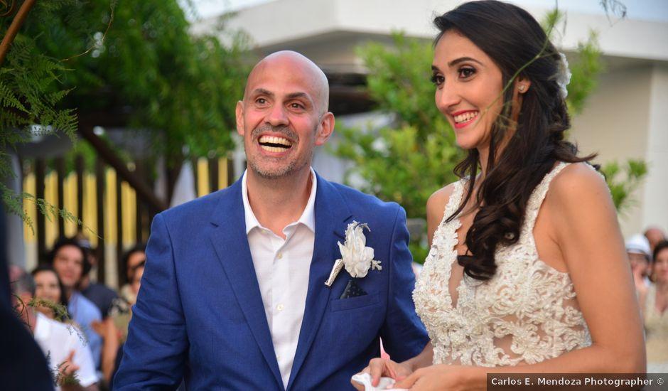El matrimonio de Diana y Nicolás en Puerto Colombia, Atlántico