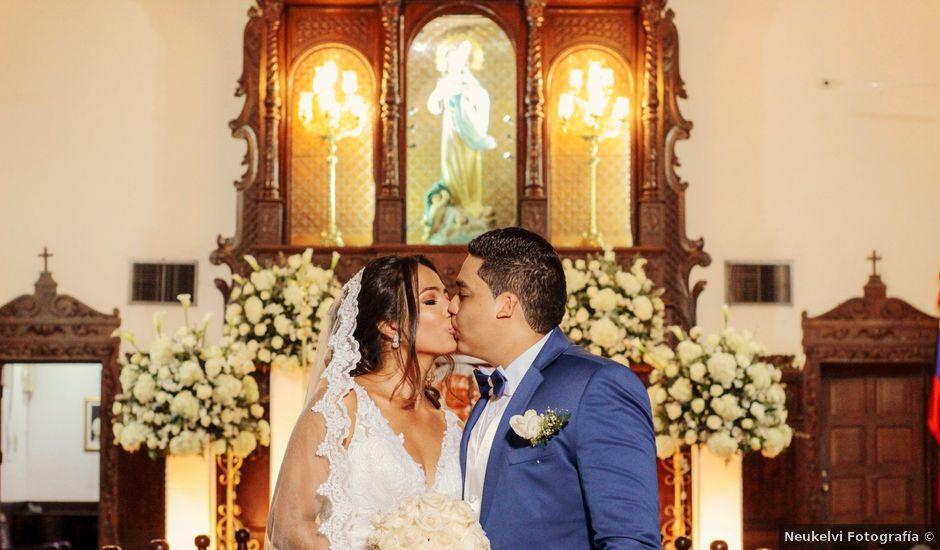 El matrimonio de Alvaro y Eleanis en Barranquilla, Atlántico