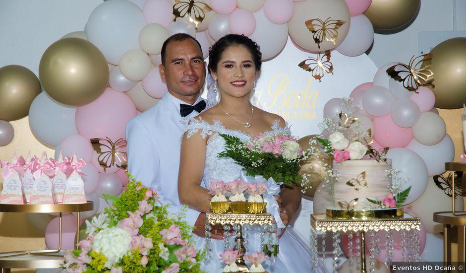 El matrimonio de Lina y Franklin en Ocaña, Norte de Santander