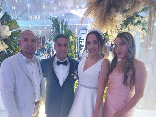 El matrimonio de María Camila  y Carlos Manuel 3