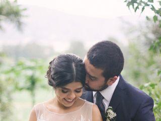 El matrimonio de Cristina y Alejandro 2