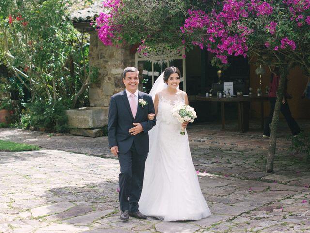 El matrimonio de Alejandro y Cristina en Bogotá, Bogotá DC 7