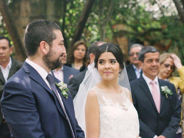 El matrimonio de Alejandro y Cristina en Bogotá, Bogotá DC 9