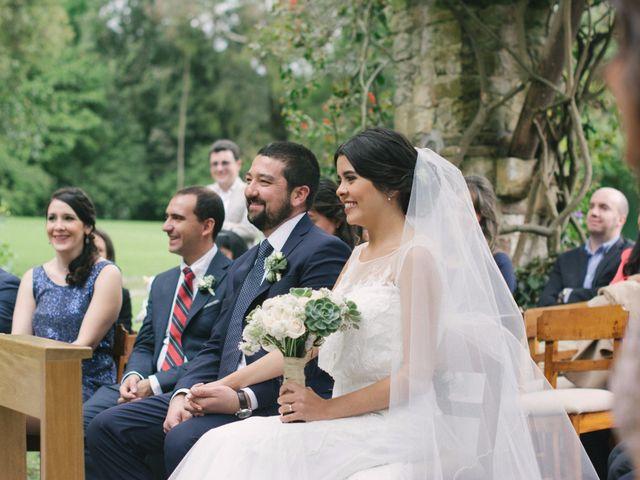 El matrimonio de Alejandro y Cristina en Bogotá, Bogotá DC 11