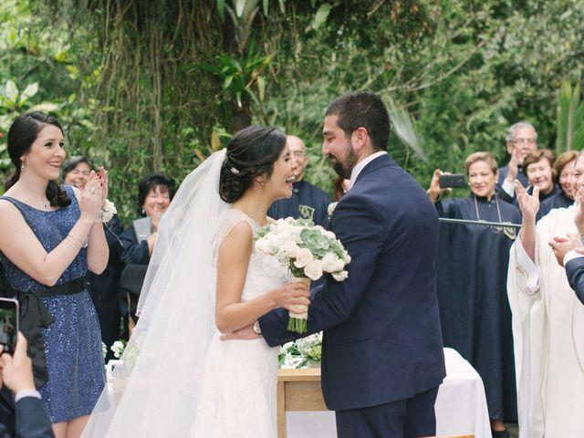 El matrimonio de Alejandro y Cristina en Bogotá, Bogotá DC 14