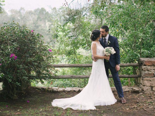 El matrimonio de Alejandro y Cristina en Bogotá, Bogotá DC 24