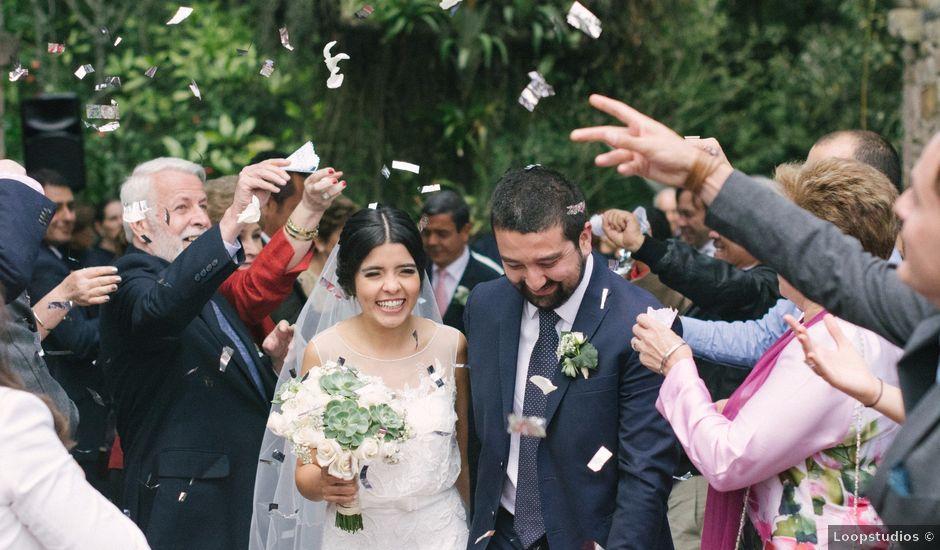 El matrimonio de Alejandro y Cristina en Bogotá, Bogotá DC