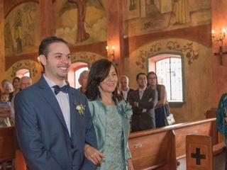 El matrimonio de Ana María y Santiago 3