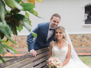El matrimonio de Ana María y Santiago