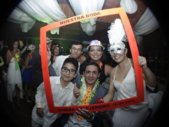 El matrimonio de Alejandro y Sandra en Ibagué, Tolima 59
