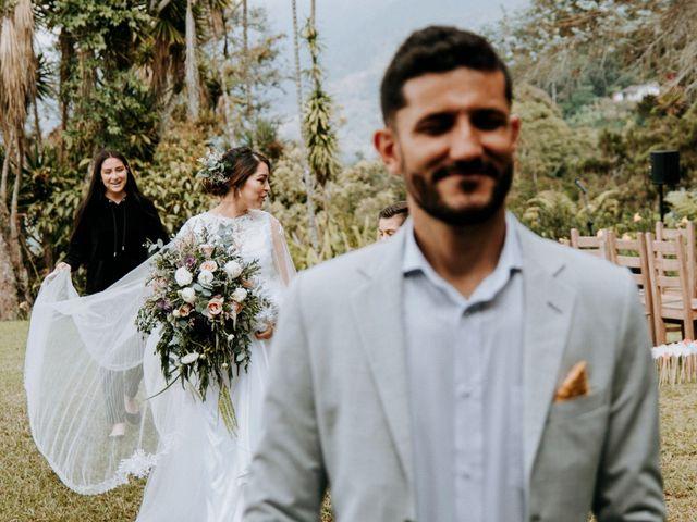 El matrimonio de Joel y Fanny en Bucaramanga, Santander 20