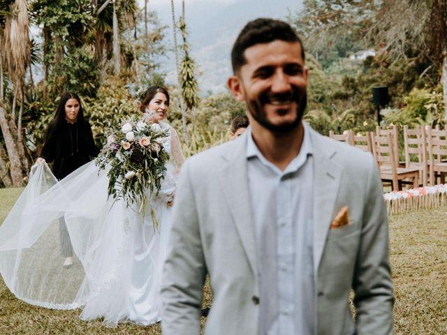 El matrimonio de Joel y Fanny en Bucaramanga, Santander 21